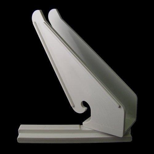Lamellenhalter 60° untenliegend, drehbar